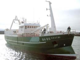 Vestri BA  er 200 brúttólesta dragnóta- og togskip í eigu Vestra ehf. á Patreksfirði.