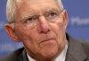 Fjármálaráðherra Þýskalands, Wolfgang Schäuble.