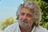 Beppe Grillo, leiðtogi Fimm stjörnu bandalagsins.